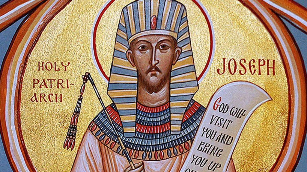 patriarche joseph administrateur bible genese