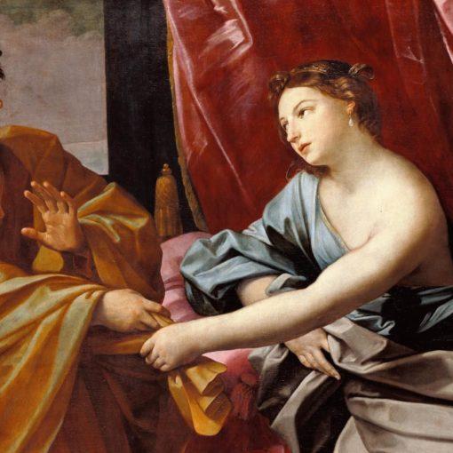 joseph type de christ bible genese femme potiphar