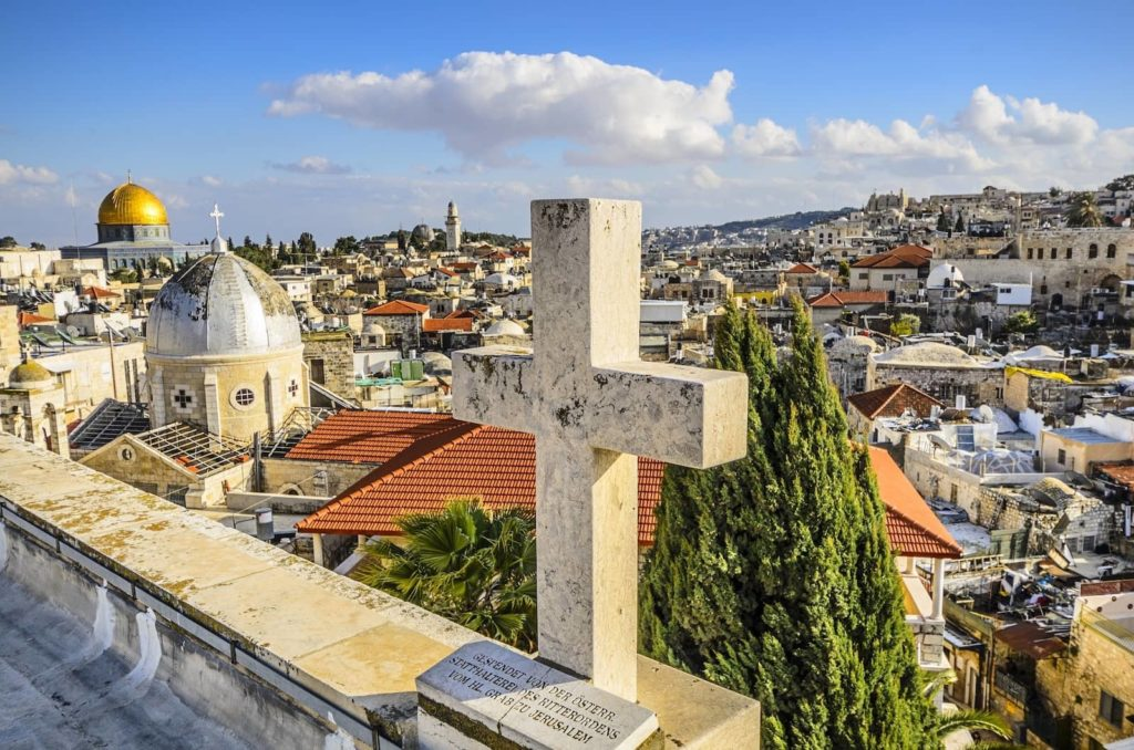 conversion israel tribulation christ bible genese