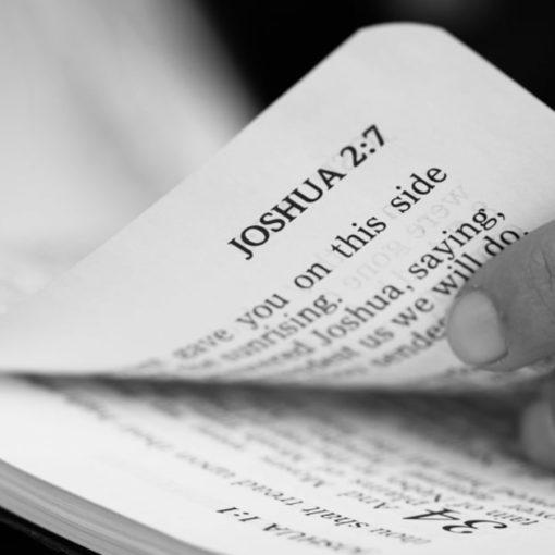 etude biblique livre josue bible
